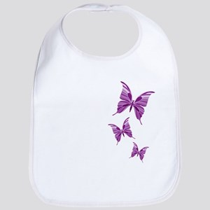 Butterfly Kisses Bib