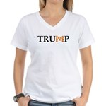 M Peach Trump T-Shirt