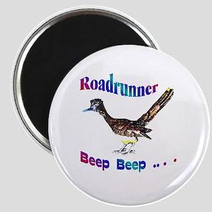 Roadrunner Beep Beep Magnet