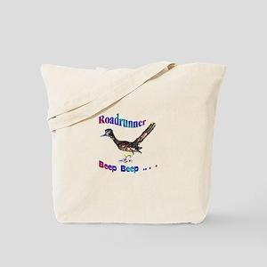 Roadrunner Beep Beep Tote Bag