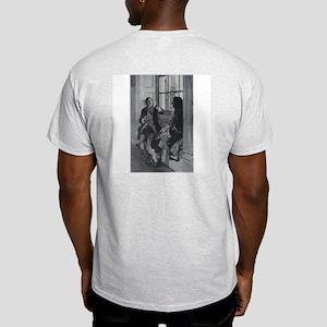 Thomas Tew Pirate Flag Light T-Shirt