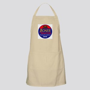 Boxer Working BBQ Apron