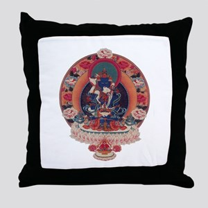 Vajradhara Throw Pillow