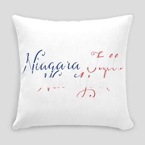 Niagara Falls New York Everyday Pillow