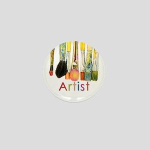 ACEO Art Mini Button