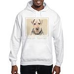 Welsh Terrier Hooded Sweatshirt