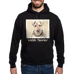 Welsh Terrier Hoodie (dark)