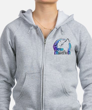 Cool La push motorcycle Zip Hoodie