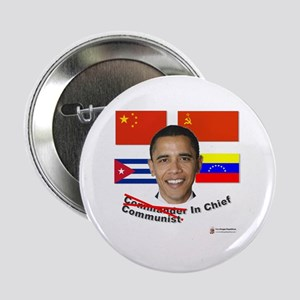 "Communist in Chief 2.25"" Button"