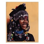 Bead Girl 16x20 Poster