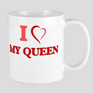 I love My Queen Mugs