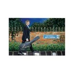 Riff It Avenue Rectangle Magnet (10 pack)