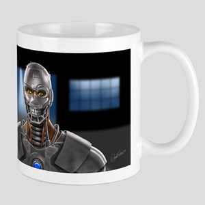 CYBORG long design Mug