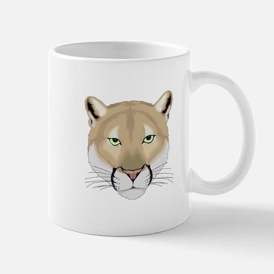 Beautiful Cougar Mug