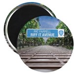 Riff It Avenue Magnet