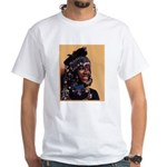 Bead Girl White T-Shirt