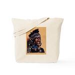 Bead Girl Tote Bag