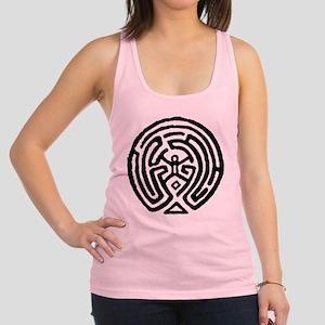 Westworld Maze Symbol Tank Top