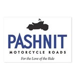Pashnit Roads- Cruiser - Postcards (Package of 8)