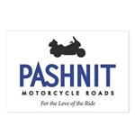 Pashnit Roads- Goldwing Postcards (Package of 8)
