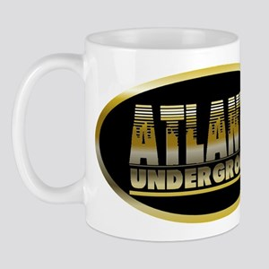 Atlanta underground Mug