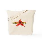 Rock Czar Tote Bag