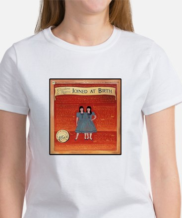 Joined at Birth, Women's T-Shirt