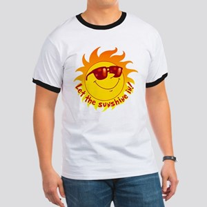 Let the Sunshine In Ringer T