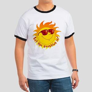 Let the Sunshine In Ringer T