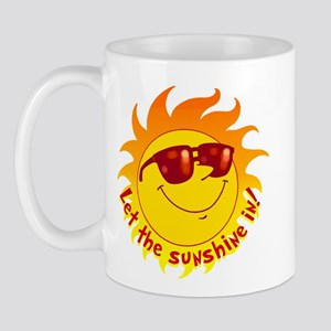 Let the Sunshine In Mug