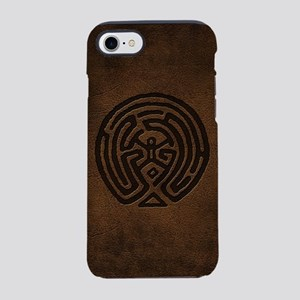 Westworld Maze Symbol iPhone 7 Tough Case