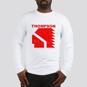 Thompson High Warriors Long Sleeve T-Shirt