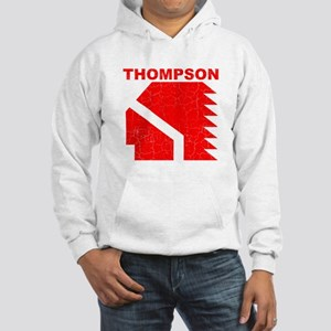 Thompson High Warriors Hooded Sweatshirt