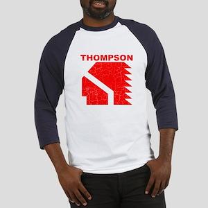 Thompson High Warriors Baseball Jersey
