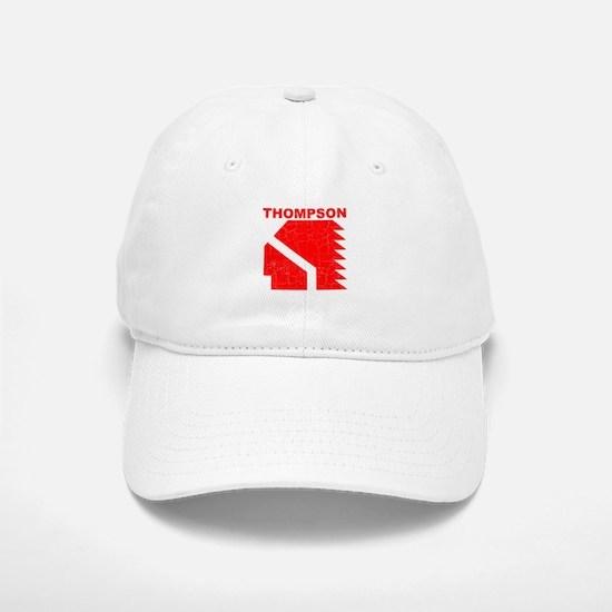 Thompson High Warriors Baseball Baseball Cap