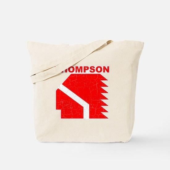 Thompson High Warriors Tote Bag