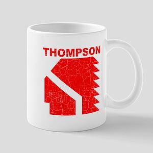 Thompson High Warriors Mug