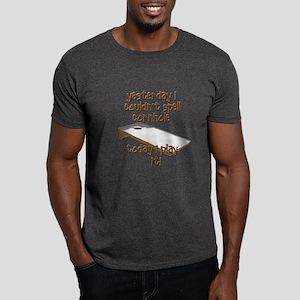 funny cornhole Dark T-Shirt