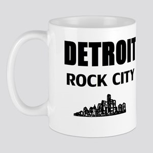 detroitrockcity2 Mugs