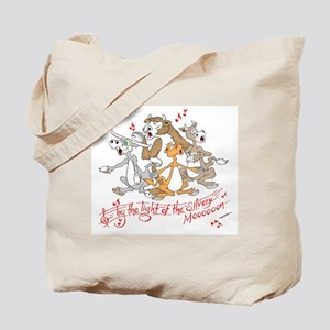 ... of the silvery moooon. Tote Bag