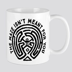 WW Maze Isn't Meant For You Mugs