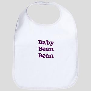 Baby Bean Bean Bib