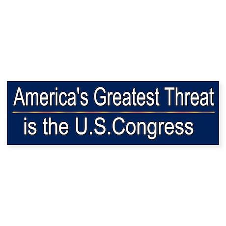 America's Greatest Threat