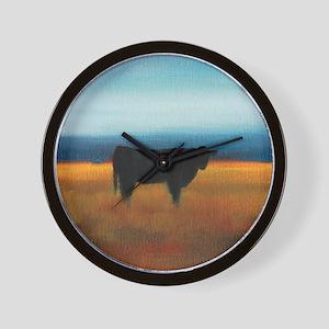 Farm Life Wall Clock