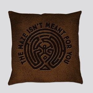 WW Maze Isn't Meant For You Everyday Pillow