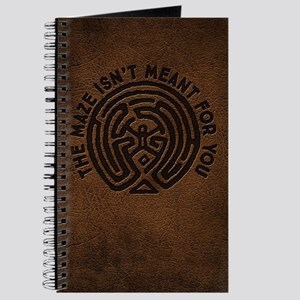 WW Maze Isn't Meant For You Journal