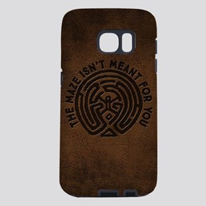 WW Maze Isn't Meant For You Samsung Galaxy S7 Case