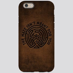 WW Maze Isn't Meant For You iPhone 6/6s Tough Case
