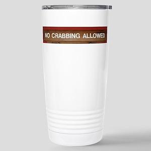 Monday Morning Stainless Steel Travel Mug