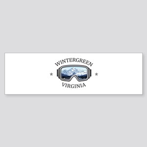 Wintergreen Resort - Wintergreen Bumper Sticker